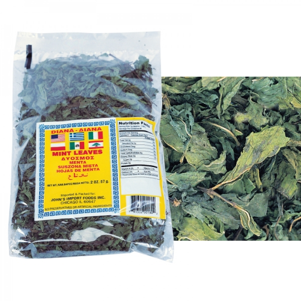 MINT LEAVES DRY, GREEK