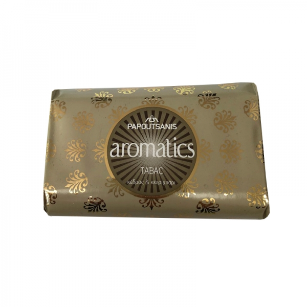 TABAC SOAP AROMATIC PAPOUTSANIS, FROM GREECE