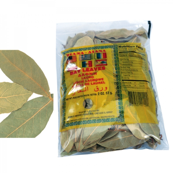 BAY LEAVES GREEN, GREEK