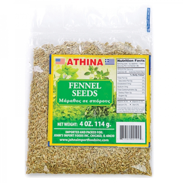 FENNEL SEEDS, GREEK