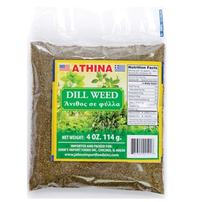 DILL WEED, GREEK