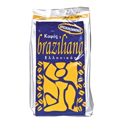BRAZILIANA, GREEK COFFEE