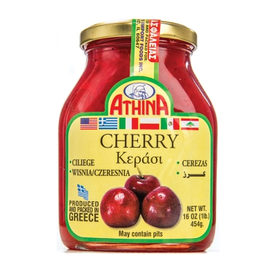 CHERRY, GREEK