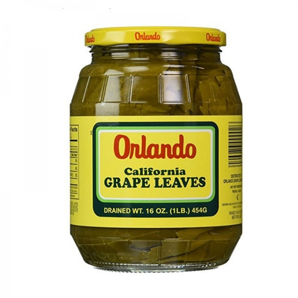 CALIFORNIA GRAPE LEAVES ORLANDO