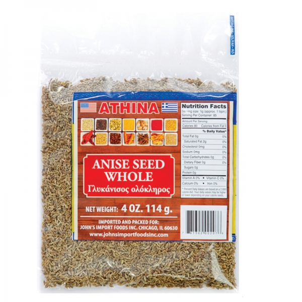 ANISE SEED GROUND AND WHOLE